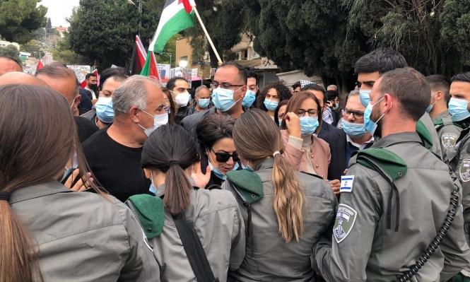 القائمة المشتركة: ألاعيب نتنياهو لن تنطلي على شعبنا