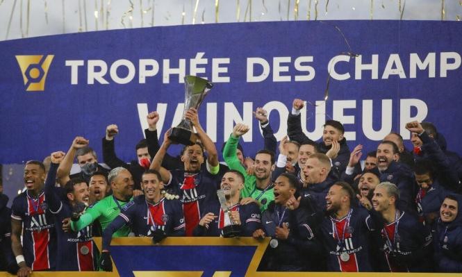 سان جيرمان بطلا لكأس السوبر الفرنسي للمرة العاشرة