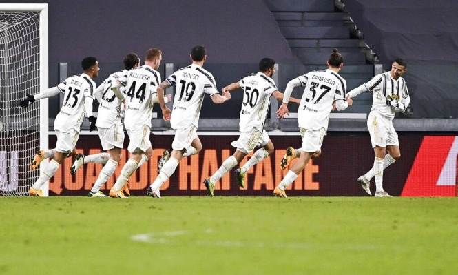 يوفنتوس يتأهّل لربع نهائي كأس إيطاليا