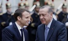 رسائل تهدئة بين إردوغان وماكرون