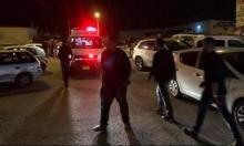 قلنسوة: إصابة خطيرة لشاب في جريمة إطلاق نار
