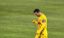 ماذا طلب ميسي من مدرب برشلونة؟
