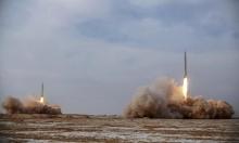 إيران تختبر صواريخ باليستية لإصابة أهداف بحرية