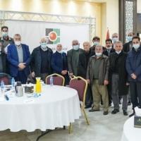 مركزيّةالانتخابات الفلسطينية تجتمع بالأمناء العامّين للفصائل والأحزاب