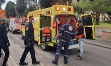 إصابة خطيرة لعامل سقط من علو بباقة الغربية