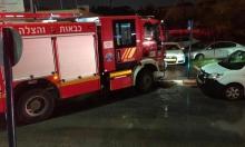 حيفا: مصرع شخص في حريق منزلي