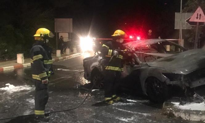 النقب: مصابان بحالة خطيرة جراء حادث طرق