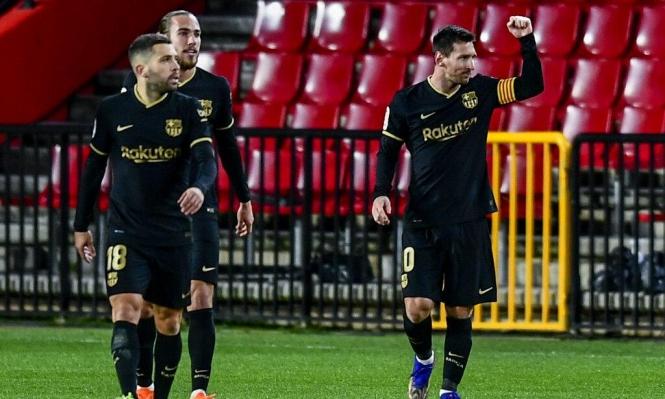 برشلونة يتلقى نبأ سارا قبل مواجهة بيلباو