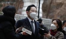 """الحكم بالسجن على نائب رئيس مجموعة """"سامسونغ"""""""