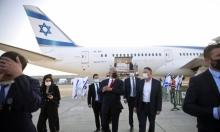 توصية بإغلاق مطار بن غوريون لمنع تفشي سلالات كورونا