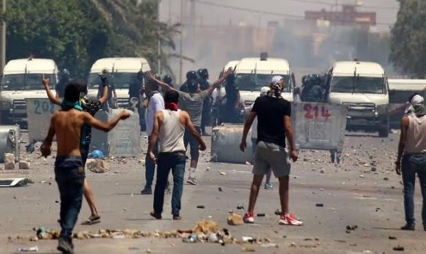 عقد على ثورة تونس: احتجاجات متواصلة وتوقيف 632 متظاهرا