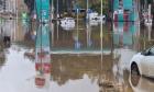 أمطار غزيرة تتسبب بسيول وفيضانات وتخليص عالقين قرب حيفا