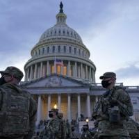 واشنطن ثكنة عسكرية قبيل تنصيب بايدن ومحاكمة ترامب