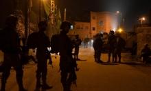 اقتحامات ومواجهات والاحتلال يعتقل عددا من الشبان بالضفة