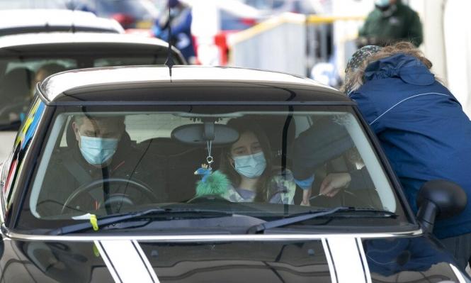 دراسة: شخص من بين ثمانية في إنجلترا مصاب بكورونا