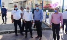 الأربعاء: محطات لإجراء فحص كورونا بالمجتمع العربي