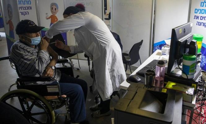 الصحة الإسرائيلية: 10 إصابات جديدة بالطفرة الجنوب أفريقية لكورونا