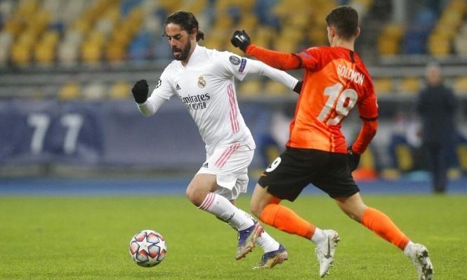 إيسكو يفشل في مغادرة ريال مدريد