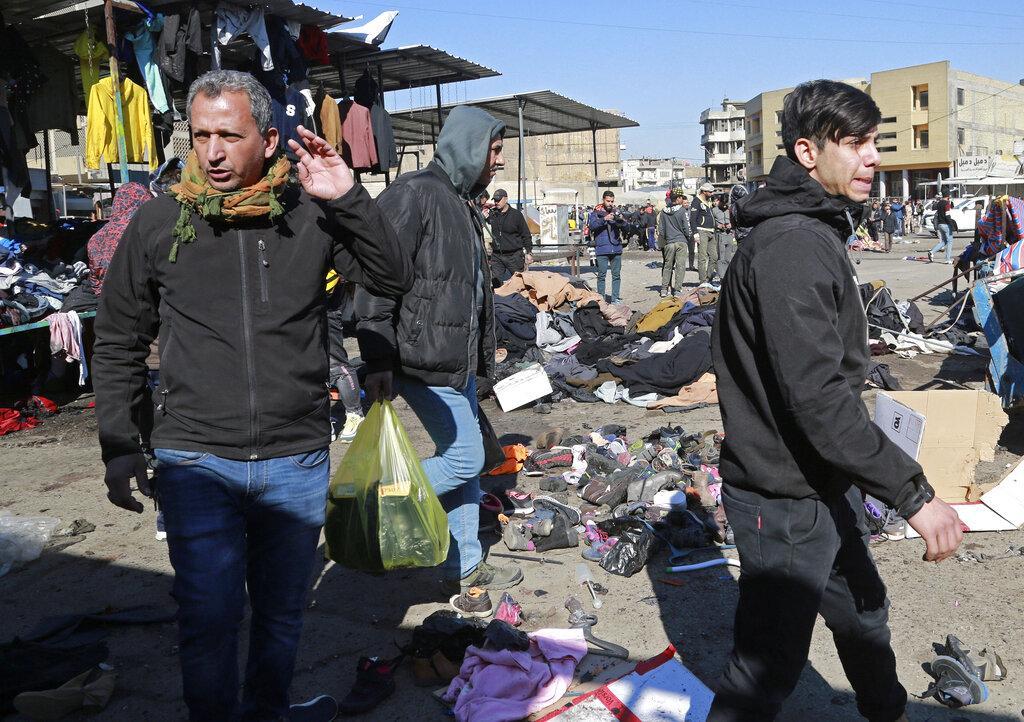 """هجوم بغداد المزدوج: إقالة قيادات أجهزة أمنية وروايات رسمية حول """"علم مسبق"""""""