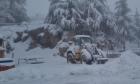 حالة الطقس: أجواء باردة رغم انحسار المنخفض الجوي