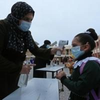 الصحّة الفلسطينية: 7 وفيات و574 إصابة جديدة بكورونا و972 حالة تعافٍ