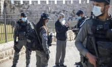 أنباء عن محاولة دهس شرطي في القدس