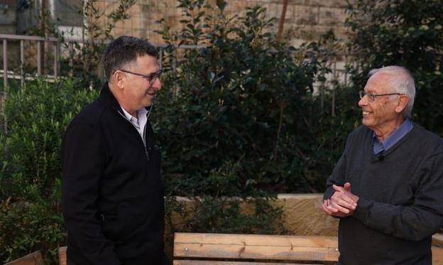 الوزير السابق بيني بيغن ينضم إلى حزب ساعر