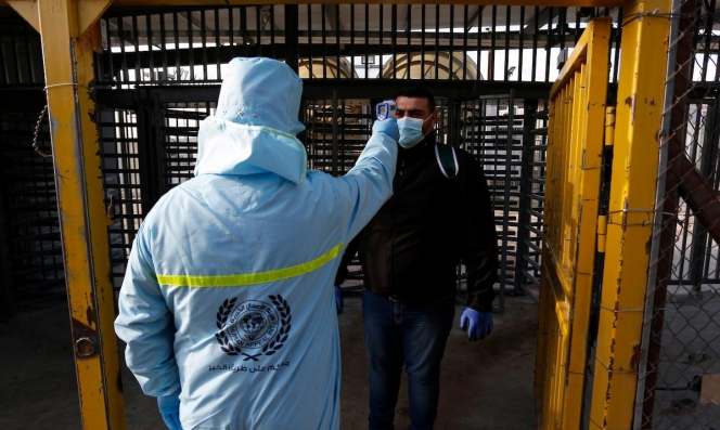 الصحة الفلسطينية: 17 إصابة بالطفرة البريطانية لفيروس كورونا