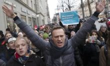 روسيا: اعتقالات وشرطة موسكو تتوعد بـ