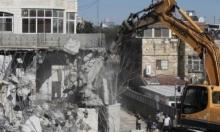 سلطات الاحتلال تهدم وتصادر 24 مبنى خلال أسبوعين