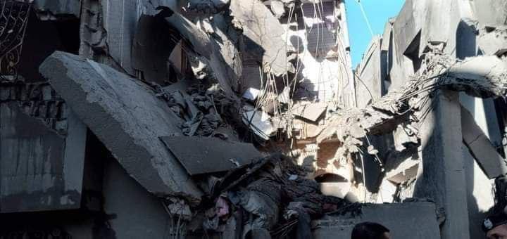 إصابات بانفجار شمالي قطاع غزة