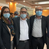 انتخابات التجمع: فوز سامي أبو شحادة