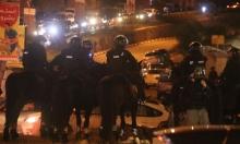 احتجاجا على الجريمة: إطلاق سراح متظاهرين وإعلان الإضراب بأم الفحم
