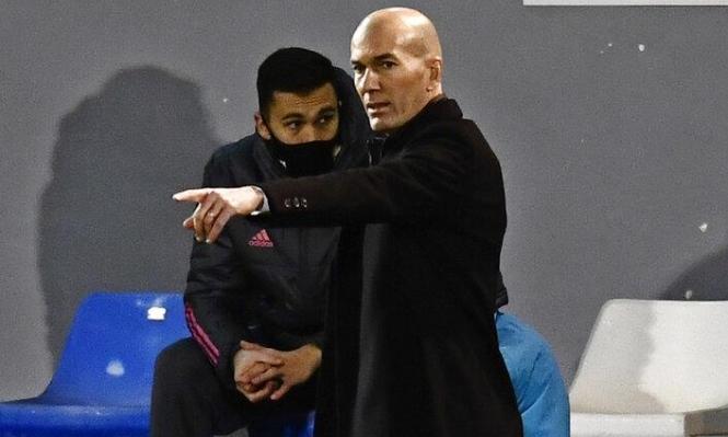 ريال مدريد يحدد أبرز المرشحين لخلافة زيدان