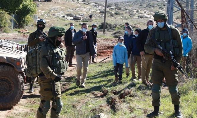 الضفة المحتلة: ممارسات استيطانية ومواجهات مع الجيش وجرف أراضٍ