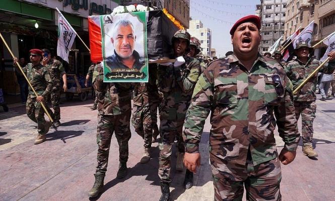 """مقتل 11 عنصرًا في الحشد الشعبي في كمين لـ""""داعش"""""""