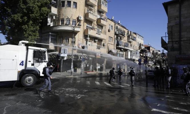 بسبب رفض إغلاق المدارس: مواجهات بين الحريديين والشرطة