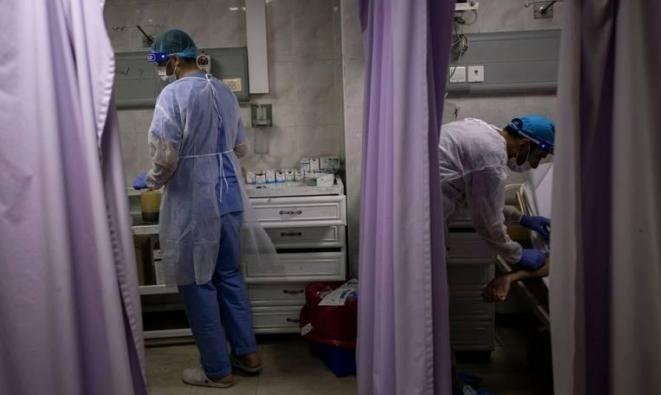 الصحة الفلسطينية: 11 وفاة و533 إصابة كورونا جديدة