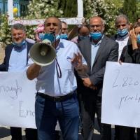 إثر تصاعد العنف والجريمة، القُطرية تُوصي: تصعيد الإجراءات الاحتجاجية