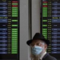 إغلاق مطار بن غوريون مع تفشي الطفرة البريطانية