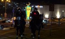 تمديد اعتقال ناشط من قلنسوة بعد مظاهرة أم الفحم