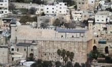 الاحتلال يمنع أعمال ترميم في المسجد الإبراهيمي