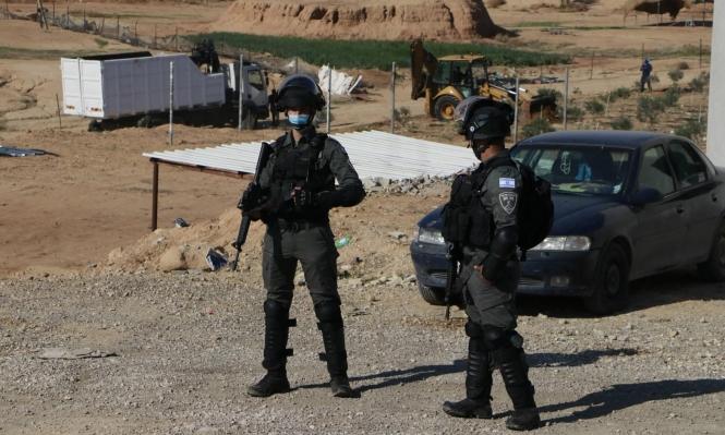 الاحتلال يخطر بهدم عمارات بنابلس ومساكن بالأغوار