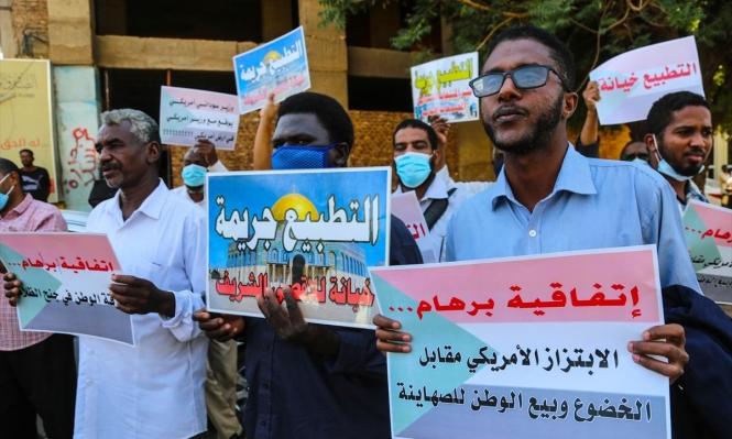 وزير الاستخبارات الإسرائيلي في السودان
