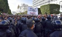 مقتل متظاهر جراء المواجهات بين التونسيين وقوات الأمن