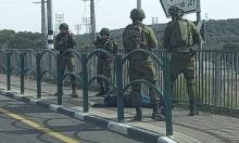 طعن مجندة: شهيد بنيران الاحتلال قرب سلفيت