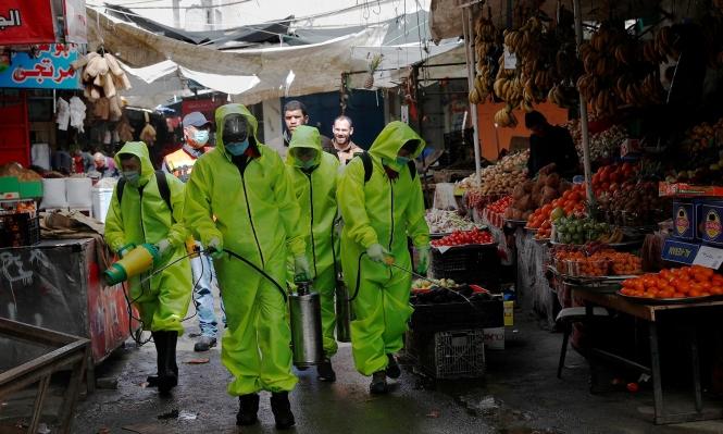 5 وفيات و214 إصابة جديدة بكورونا بغزة