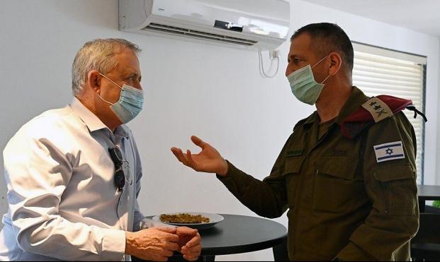 """طالب بميزانيات إضافية: مسؤولون بالحكومة الإسرائيلية يتهمون كوخافي بـ""""البلادة"""""""
