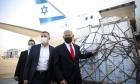 نتنياهو: الحكومة ستقرر غدا تمديد الإغلاق