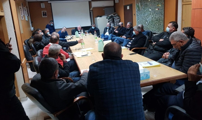 إقرار ميزانية بلدية طمرة 2021 بالإجماع